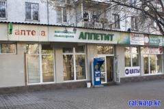 Минимаркет АППЕТИТ - Навои, Орбита-1 и заведения рядом...