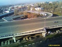 Развязки Алматы, 2010 год...