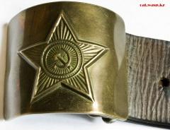 Армейская бляха СССР